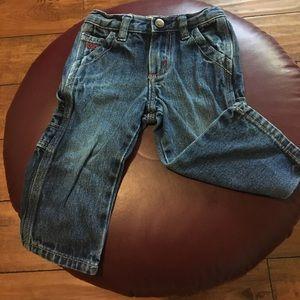 Stylish Baby Boy Blue Jeans